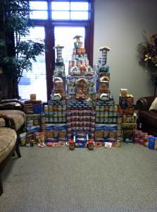 Idaho Falls' Castle of Hunger