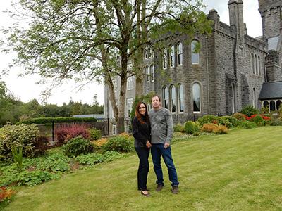 Ireland Castle Tour